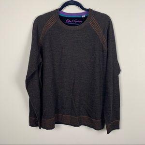 Robert graham wool sweater men's classic fit